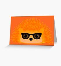 Sedgwick Rocking Orange Orbison Greeting Card