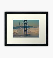 Golden Gate Bridge. Framed Print