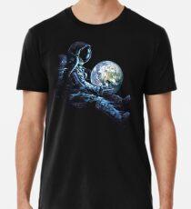 Erde spielen Premium T-Shirt