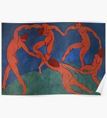 dance matisse  Poster