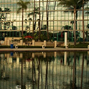 California Reflections by lenzart