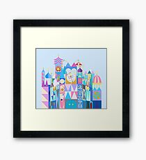 Tokyo Small World After All Framed Print