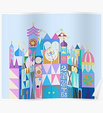 Tokyo Small World After All Poster