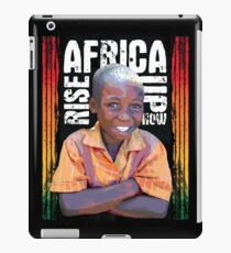 africa - rise up iPad-Hülle & Skin