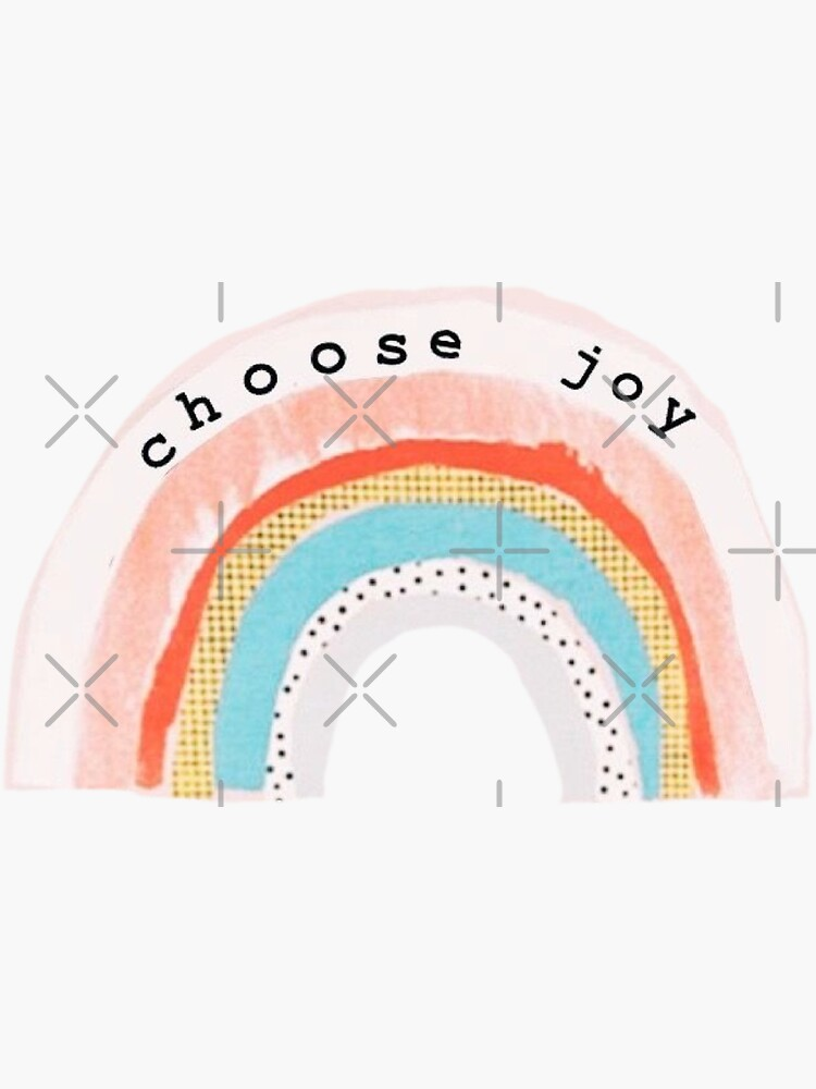 Choose Joy by brownnie