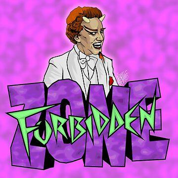 The Forbidden Zone by cenobitedude
