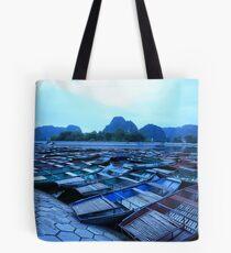 Empty Boats Tote Bag