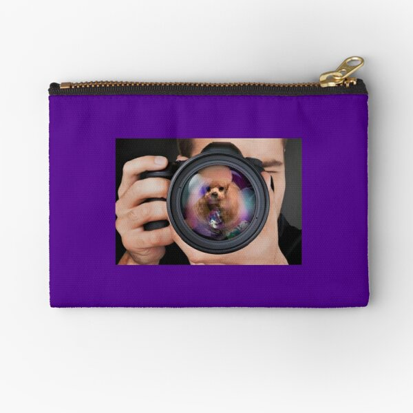 Ready for My Close Up... Zipper Pouch