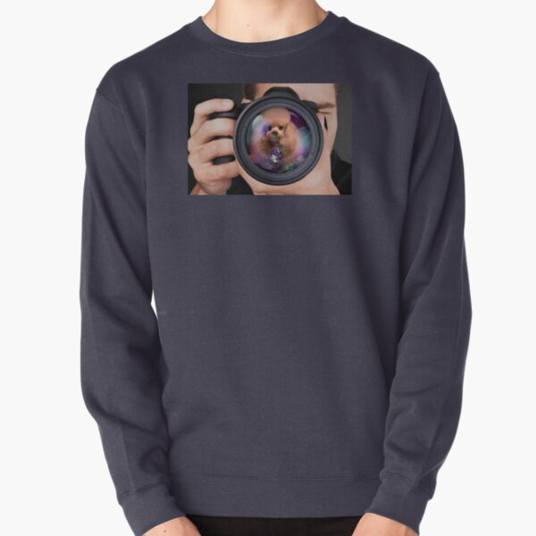 Ready for My Close Up... Pullover Sweatshirt