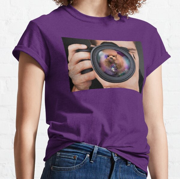 Ready for My Close Up... Classic T-Shirt
