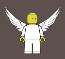 Lego Minifig - Angel