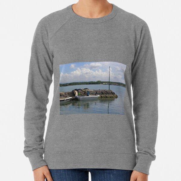 Stone Jetty Lightweight Sweatshirt