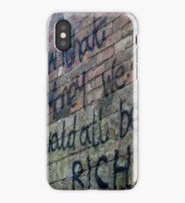 Richness iPhone Case/Skin