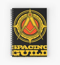 Spacing Guild  Spiral Notebook