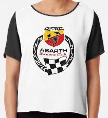 abarth owners club Chiffon Top