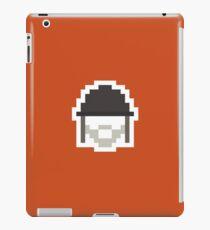 Retro Soldier iPad Case/Skin