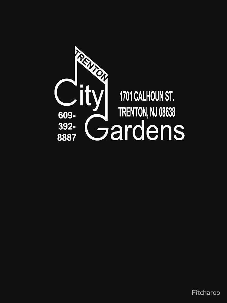 City Gardens - Punk Card Tee Shirt (v 2.1) | Unisex T-Shirt