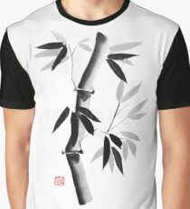 bamboos Graphic T-Shirt