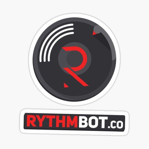 Rythmbot.co Sticker