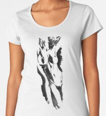 half nude Women's Premium T-Shirt