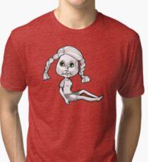 Josie: Beach Bum Tri-blend T-Shirt
