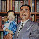 Mario Pena Jr. by HDPotwin