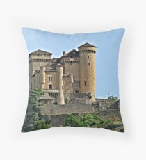 Cabriers  Chateau Throw Pillow
