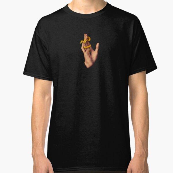 Snake & Hand Classic T-Shirt
