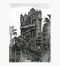 Tower of Terror Photographic Print