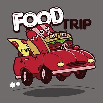 Food trip by BoggsNicolasArt