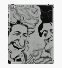 The Two Stooges iPad Case/Skin