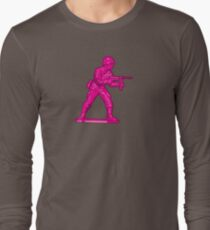 Toy Soldier [pink] Long Sleeve T-Shirt