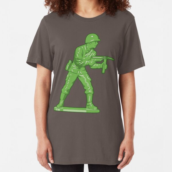 Toy Soldier [large] Slim Fit T-Shirt