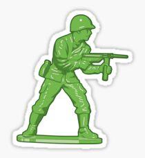 Pegatina Soldado de juguete