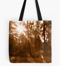 Spooky forest 2 Tote Bag