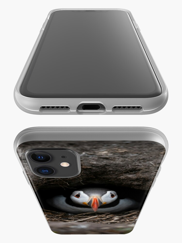 Coque iPhone ''Don't worry Be happy !': autre vue