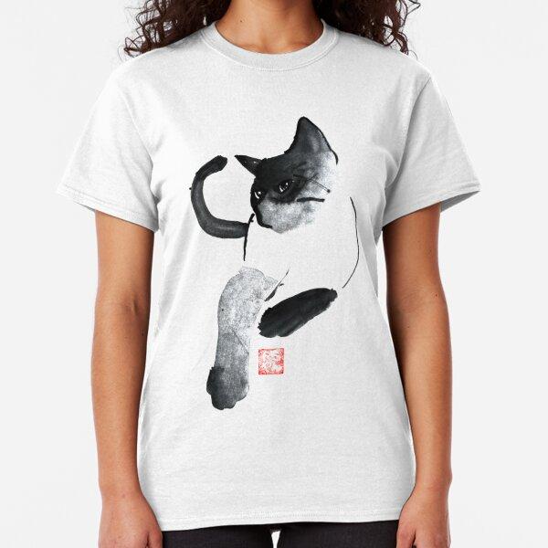 siamese T-shirt classique
