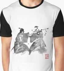 samurais Graphic T-Shirt