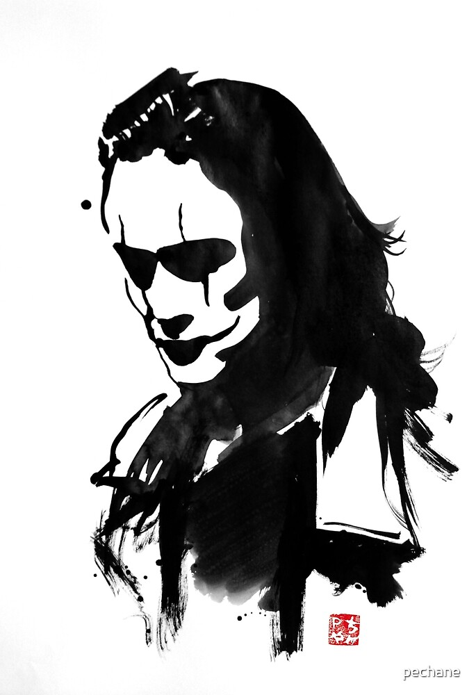 the crow by pechane