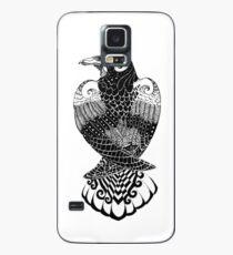 Raven Totem Variant I Case/Skin for Samsung Galaxy