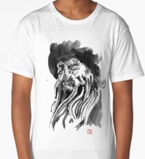 davy jones Long T-Shirt