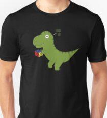 T Rex small arms Unisex T-Shirt