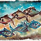 Fishes by PoetryArt