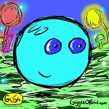 Glow The Orb | Giggle | Official Giggle Merch by GiggleOfficial