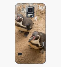 Penguin Couple Case/Skin for Samsung Galaxy