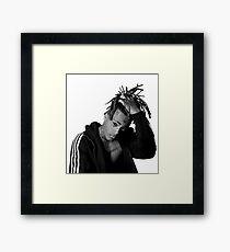 XXXTentacion, RIP Framed Print