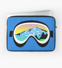 ski goggles Laptop Sleeve