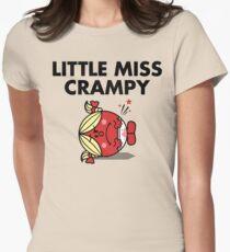 Little Miss Crampy Women's Fitted T-Shirt