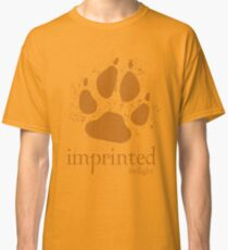 Imprinted Werewolf Twilight T-Shirt Classic T-Shirt