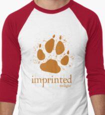Imprinted Werewolf Twilight T-Shirt Men's Baseball ¾ T-Shirt